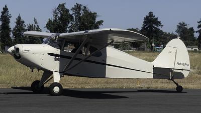 N108PC - Piper PA-16 Clipper - Private