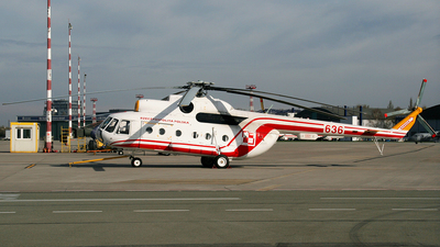636 - Mil Mi-8T Hip - Poland - Air Force