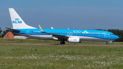 A picture of PHBGB - Boeing 7378K2 - KLM - © Julian Mittnacht