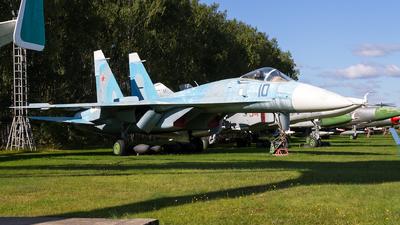 10 - Sukhoi T-10-1 - Sukhoi Design Bureau
