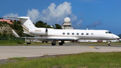 N185GA - Gulfstream G550 - Private