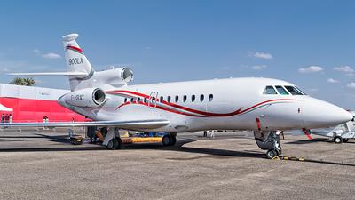 F-HRAY - Dassault Falcon 900LX - Dassault Aviation
