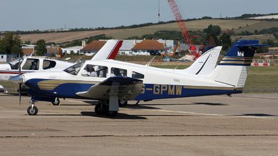 A picture of GGPMW - Piper PA28RT201T - [28R8031041] - © Hawkwind
