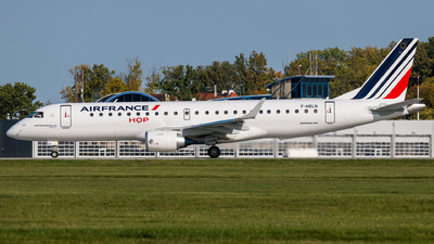 F-HBLN - Embraer 190-100LR - Air France HOP