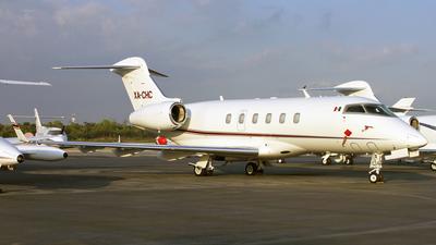 XA-CHC - Bombardier BD-100-1A10 Challenger 300 - Air Taxi