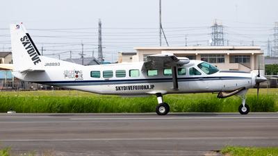 JA8893 - Cessna 208B Grand Caravan - Skydive Fujioka Japan