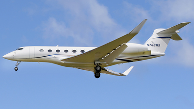 N762MS - Gulfstream G650 - Private