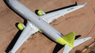 HL7563 - Boeing 737-8B5 - Untitled