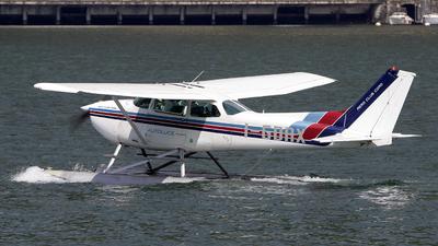 I-GDRX - Cessna 172N Skyhawk - Aero Club - Como