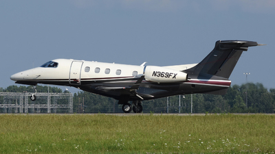 N369FX - Embraer 505 Phenom 300 - Flexjet