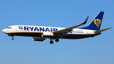 9H-QAE - Boeing 737-8AS - Ryanair (Malta Air)