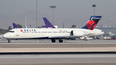 N923AT - Boeing 717-2BD - Delta Air Lines