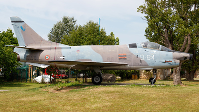 MM6451 - Fiat G91-Y - Italy - Air Force
