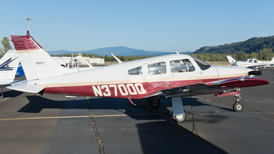 N3700Q - Piper PA-28R-201 Arrow - Gorge Winds Aviation
