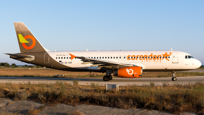 SX-SOF - Airbus A320-232 - Corendon Airlines (Orange2Fly)
