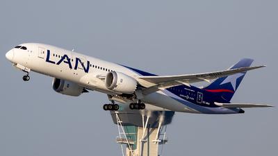 CC-BBH - Boeing 787-8 Dreamliner - LAN Airlines