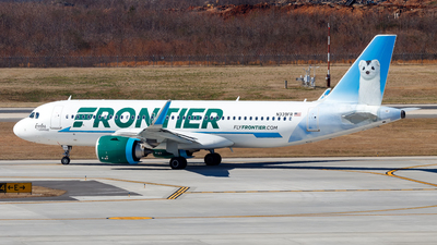 N339FR - Airbus A320-251N - Frontier Airlines