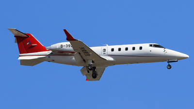 B-3926 - Bombardier Learjet 60 - Private