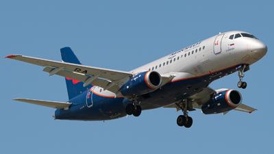 RA-89027 - Sukhoi Superjet 100-95B - Aeroflot