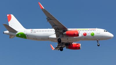 A picture of XAVAE - Airbus A320232 - VivaAerobus - © Antonio Velasco (MAS Aviation Press)