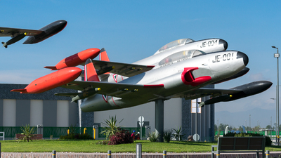 JE-001 - Lockheed T-33A Shooting Star - Mexico - Air Force