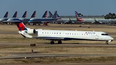 A picture of N692CA - Mitsubishi CRJ900LR - Delta Air Lines - © Devon McCune
