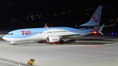 A picture of GFDZS - Boeing 7378K5 - TUI fly - © Marcel Schmidt