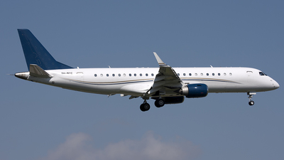 9H-NYC - Embraer 190 Lineage 1000 - Air X Charter