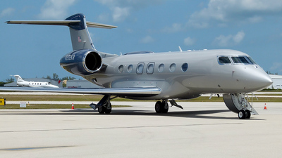 N202KR - Gulfstream G500 - Private