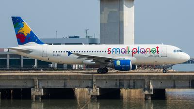 A picture of XU802 - Airbus A320214 - [1041] - © Zhou Qiming
