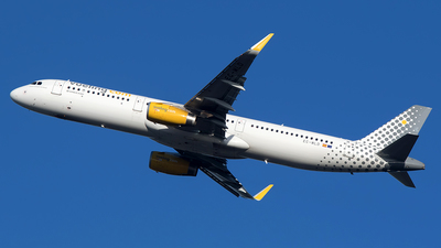 EC-MLD - Airbus A321-231 - Vueling Airlines