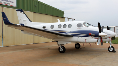 ZS-BEX - Beechcraft C90GTx King Air - Private