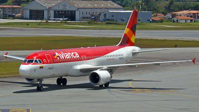 A picture of N417AV - Airbus A320214 - [4175] - © betoramirez