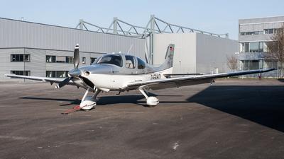 D-ERHD - Cirrus SR22-GTS - FFG - Flugförderungsgemeinschaft