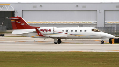 N510AB - Bombardier Learjet 31A - AB Jets