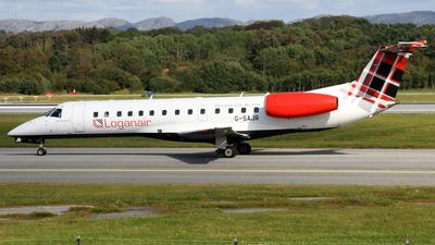 G-SAJR - Embraer ERJ-135ER - Loganair
