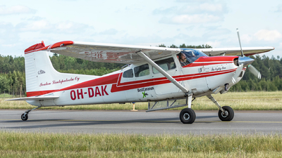 OH-DAK - Cessna A185F Skywagon - Private