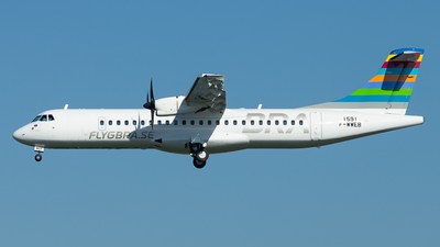 A picture of FWWEB - ATR 72600 - [] - © Marcel Hohl
