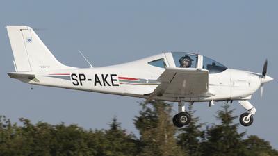 SP-AKE - Tecnam P2002JF Sierra - Aero Club - Kielce