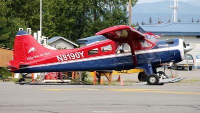 N8190Y - De Havilland Canada DHC-2 Mk.I Beaver - Talkeetna Air Taxi