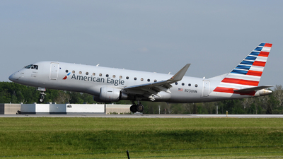 A picture of N238NN - Embraer E175LR - American Airlines - © DJ Reed - OPShots Photo Team