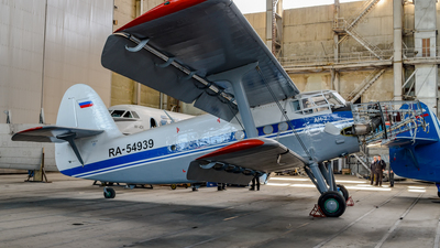 RA-54939 - Antonov An-2MC (TB-2MC) - SibNIA Airlines