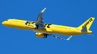 N664NK - Airbus A321-231 - Spirit Airlines