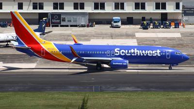 N8538V - Boeing 737-8H4 - Southwest Airlines