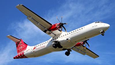 PK-TNH - ATR 72-212A(600) - TransNusa