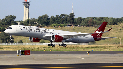 F-WZFM - Airbus A350-1041 - Virgin Atlantic Airways