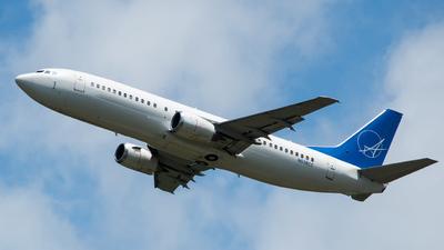 N538CC - Boeing 737-48E - iAero Airways