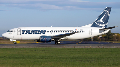 A picture of YRBGE - Boeing 73738J - Tarom - © Marin Ghe.