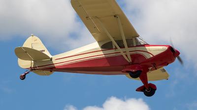 A picture of N5208H - Piper PA16 Clipper - [1610] - © Stephen J Stein