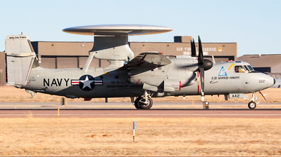 166502 - Northrop Grumman E-2D Hawkeye - United States - US Navy (USN)